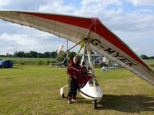 The Microlight School | To Fly High!